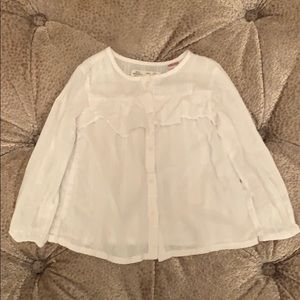 Zara Toddler Girl Blouse